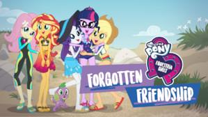 equestria girls forgotten friendship