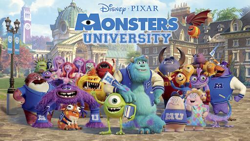 Monsters, Inc  | Netflix